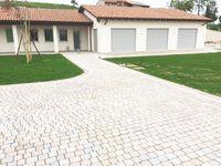 pavimentazione esterna casa privata