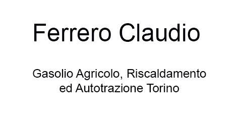 Ferrero Claudio, Gasolio Agricolo, Riscaldamento ed Autotrazione Torino