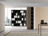 Librerie e contenitori uffici Milano